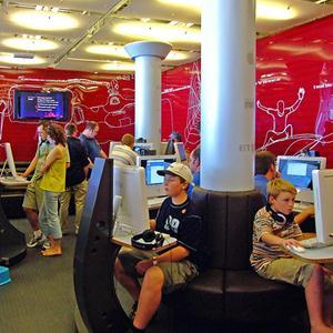 Интернет-кафе Каменск-Шахтинского
