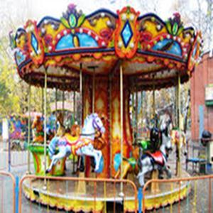Парки культуры и отдыха Каменск-Шахтинского