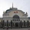 Железнодорожные вокзалы в Каменск-Шахтинском